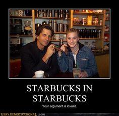 Starbucks in Starbucks