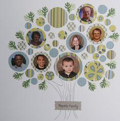 family tree scrapbook ideas | GrandParents Day Craft Round Up — Kids Stuff World