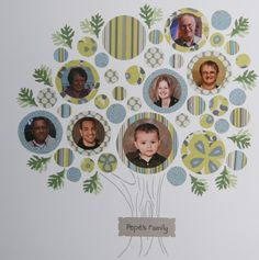 family tree scrapbook ideas | GrandParents Day Craft Round Up — Kids Stuff World