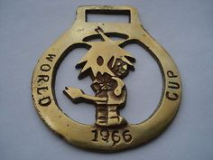 1966 #world cup #willie souvenir #horsebrass,  View more on the LINK: 	http://www.zeppy.io/product/gb/2/142045001994/