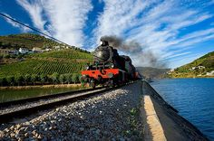 Historical Train Tour up the Douro River