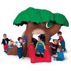 Tree Club Toddler Playground Set