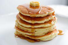 Recette de pancakes par Alain Ducasse