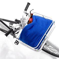 Manillar con transportin #Bikeporter #avantumbikes