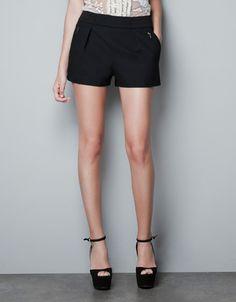 Tailored Shorts Ladies