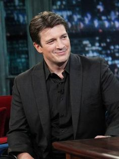 Nathan Fillion (AFTERELTON's 2012 Hot 100 Men)