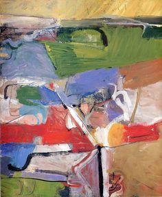 Richard Diebenkorn - Berkeley No. 23
