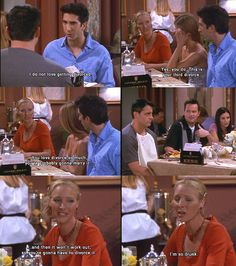 Ross: The divorcing guy.