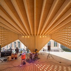 A•lava / Aalto University Wood Program