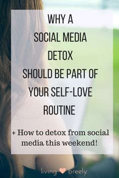 Unplugged: A Social Media Detox - Are you addicted to social media? Sometimes it feels like social media has taken over our lives! CLICK THROUGH to Challenge yourself to take a social media detox this weekend! Self-Love Social Media Break, Social Media Detox, Social Media Quotes, Social Media Tips, Bill Gates, Detox Challenge, Digital Detox, Self Care Routine, Blog