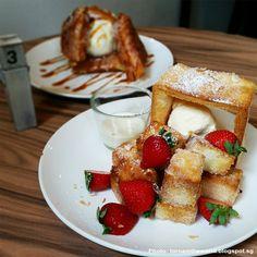 Assembly Coffee - Shibuya Brick Toast | 26 evans lodge singapore 259367 8am - 7pm Tuesday to Sunday Closed on Monday