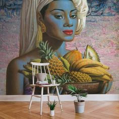 Fruits of Bali by TRETCHIKOFF