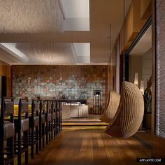 Inbi Restaurant, Navarino Dunes // MKV Design | Afflante.com