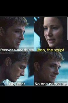 Hunger games humour