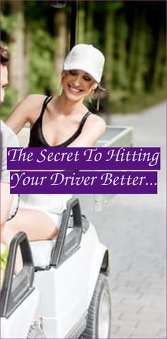 Golf - How to Drive Further and Achieve Greater Distance. One of the first items that are going to have to be correct every time you swing action is y... Golf Driver Tips, Golf Drivers, Golf Tips, Driving Tips, Long Drive, How To Start Running, Finish Line, Track And Field, The Secret