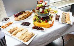 Wedding Reception Appetizers On Pinterest