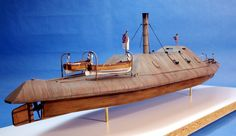 C s s Tennessee Civil Era Confederate Ironclad Navy SHIP Model Kit | eBay