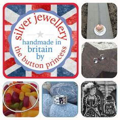 The Button Princess is proud to be British...ALL my jewellery is made by hand, my hands, in the workshop at the bottom of my garden in the UK and available to buy from my little online shop (link in the comments).   Please feel free to visit and drop me a line if you have any questions, either here or by email at info@thebuttonprincess.co.uk   #jewellery #jewelry #silver #925silver #sterlingsilver #handmade #original #handmade #buttons #jewellerydesign #kitchentableentrepreneur #silversmith…