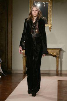 Completo pantaloni nero