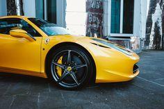 Yellow Fever #Ferrari #458 http://ift.tt/2oujyOz