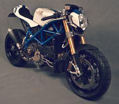 ducati custom motorcycle Ducati 1098S Custom by shedX