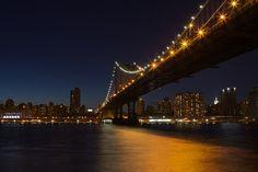 Manhattan Bridge by Mike Danson on 500px