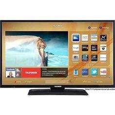 Telefunken D32H283M3CW, LED Fernseher, 81 cm (32 Zoll), HD-ready, Smart-TV