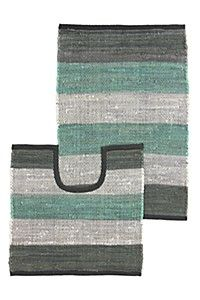 Championing great design is very important to MRP Home, it is who we are & what we do. Shop the latest trends & hottest items in home decor online. Home Decor Online, Bath Mat Sets, Stripes Design, Home Furniture, Hand Weaving, Fabric, Shopping, Cold, Tela