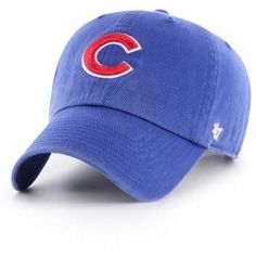 cf2f9ef1271 Chicago Cubs Undertow Clean-Up Adjustable Cap by  47