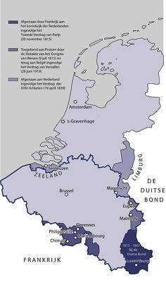 De Londense Protocollen werden in een verdrag gegoten dat verder de territoriale afbakening tussen België en Nederland moest regelen (XVIII Artikelen). Daarbij stelden de Belgische onderhandelaars zich zeer veeleisend op; Luxemburg en delen van Oost-Limburg zouden Belgisch worden en de scheepvaart op de Schelde moest opnieuw vrij worden. Bij die bijkomende eisen wou Willem I…