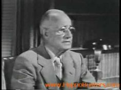 This amazing footage shows the legend that is Napoleon Hill - light years ahead of his time. He interviewed, followed, and studied over 500 very successful and wealthy people, most notably billionaire Andrew Carnegie, Thomas Edison, Henry Ford, and Theodore Roosevelt. Napoleon Hill found many similarities in the way these mega successful people think, and how they are different from the rest of us. The result was his highly influential book 'Think And Grow Rich'.