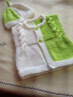 ELIZABETH Baby jacket & Hat by liz.meade6879525 - Craftsy