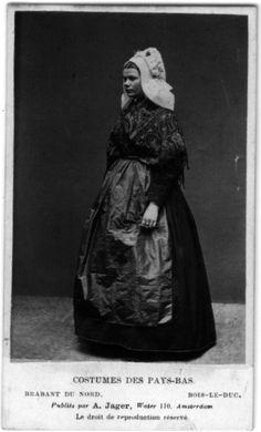 19th-Century Portrait Database of Dutch Cartes de Visite 1860-1914: Noord-Brabant; 's-Hertogenbosch