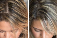 How to Tone Brassy Hair at Home - Wella T14 and Wella T18 Toning Blonde Hair, Toner For Blonde Hair, Blonde Hair At Home, At Home Hair Color, Hair Colour, Dying Hair At Home, Brassy Blonde, Brassy Hair, Toner For Brown Hair