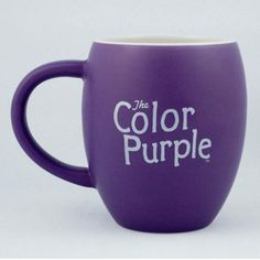 Color Purple Coffee Mug