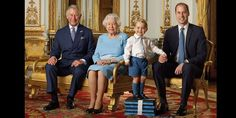 Here's who will take the throne after Queen Elizabeth II.