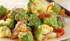 Tanimura & Antle - Recipes - Sesame Broccoflower® Stir Fry