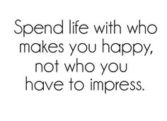 Yupppp...and because of the amazing people who are in my life, I am the happiest I've ever been :) stay true to yourself and everything will fall perfectly into place.