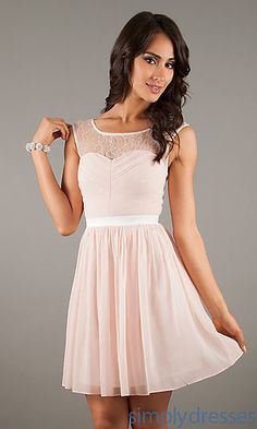 Exclusive Just a Twirl Light Pink Dress  Receptions Sleeve and ...