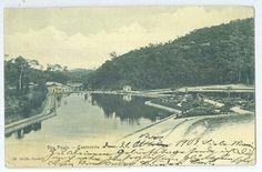1903 - Sistema Cantareira. Foto de Guilherme Gaensly.