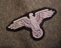 Waffen-SS Tunic. Brigadeführer. Four Pocket.