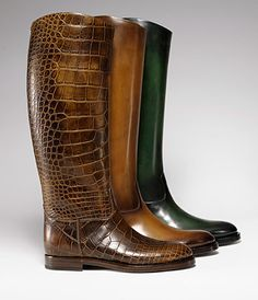 Gucci 1921 Collection Boots