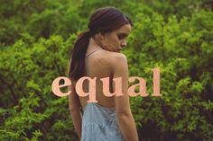 Equal on Behance