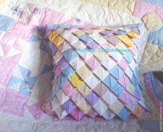 Fundamentos de patchwork: coser una funda de almohada de las esquinas - Masters - Feria artesanal, hecho a mano