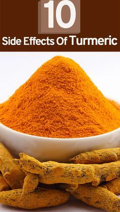 Excessive intake of turmeric may lead to a variety of health issues. Here are 10 serious side effects of Turmeric that you should know before consuming it.
