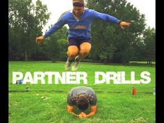 FUN PARTNER DRILLS - Group Training Ideas - YouTube