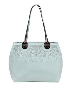 Another great find on #zulily! Moss Green Alex Shoulder Bag by MKF Collection #zulilyfinds