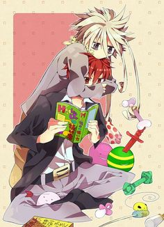 Akabane Karma & Itona Horibe | Ansatsu Kyoushitsu #manga