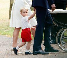 Kate Middleton on Prince George Thinking He's Older   POPSUGAR Celebrity