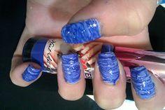 Manicura uñas slim line